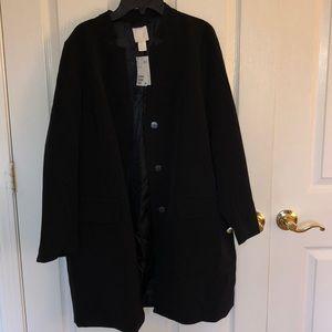 H & M overcoat